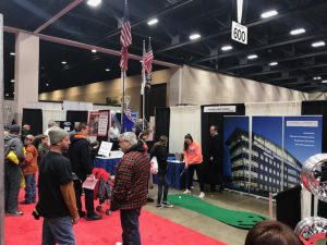 Midwest Truckers Show Exhibit Hall