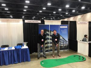 Midwest Truckers Show Booth